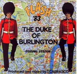The Duke Of Burlington – Flash 83