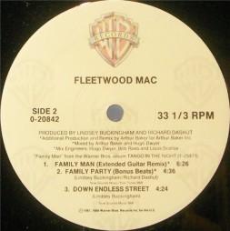 Fleetwood Mac Family Man