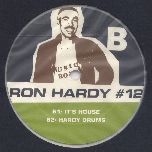 Ron Hardy - Hardy Drums