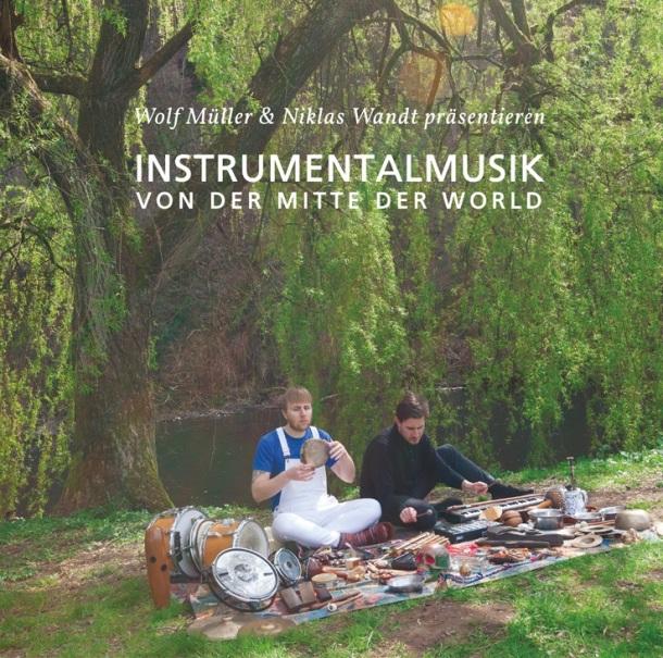 Wolf Muller Niklas Wandt Cover Art
