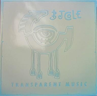 BJ Cole – Transparent Music