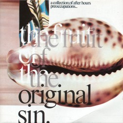 The Fruit Of The Original Sin