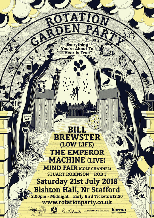 Rotation garden party summer 2018 copy
