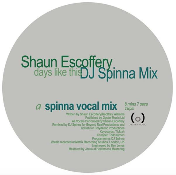 Shaun Escoffrey