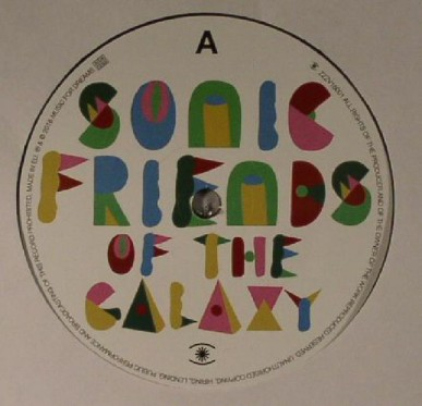 Sonic Friends Of The Galaxy