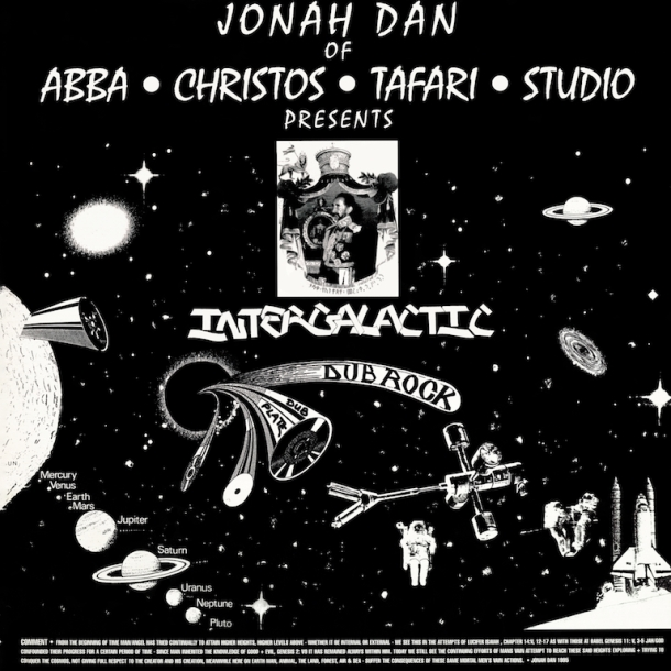 JONAH DAN cover