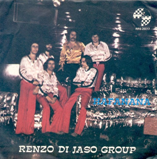 Renzo Di Jaso Group - Un Disco E Noi