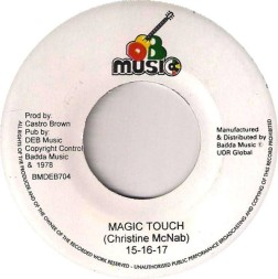 15-16-17 Magic Touch