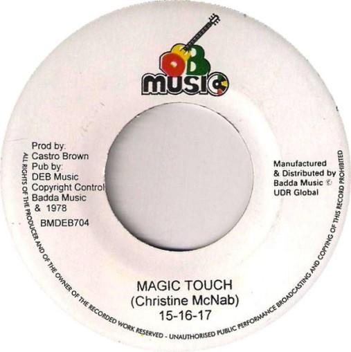 15-16-17 Magic Touch