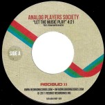 Analog Society Let The Music