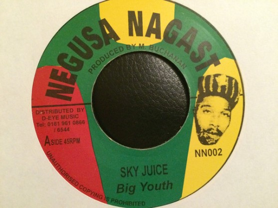 Big Youth Sky Juice