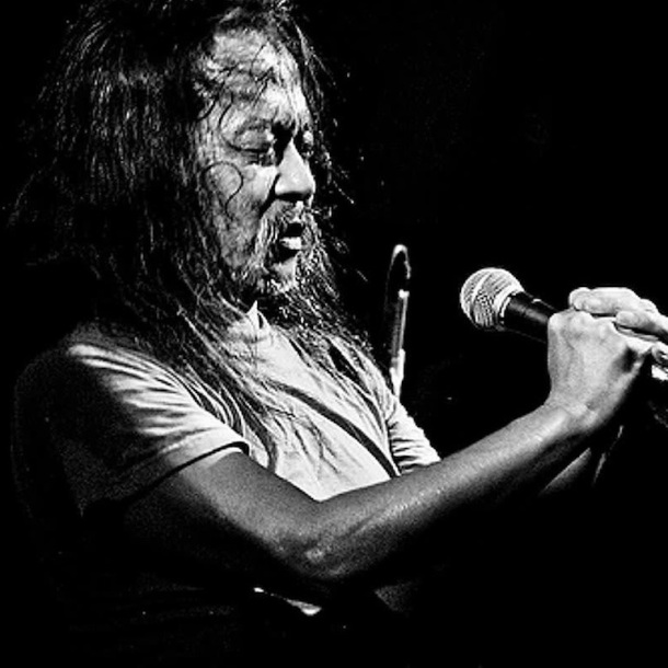 Damo Suzuki photo 1 detail