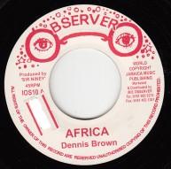 Dennis Brown Africa
