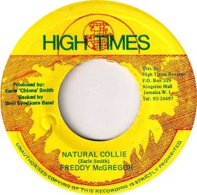 Freddie McGregor Natural Collie