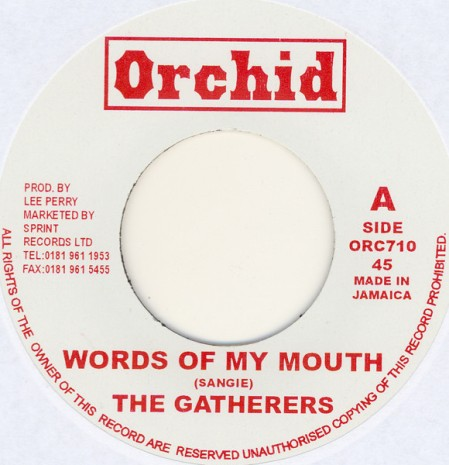 Gatherers Words