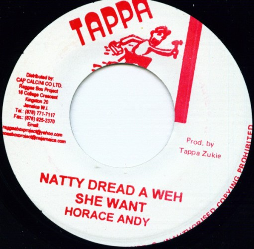 Horace Andy Natty Dread