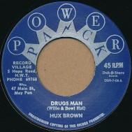 Hux Brown Drugs man