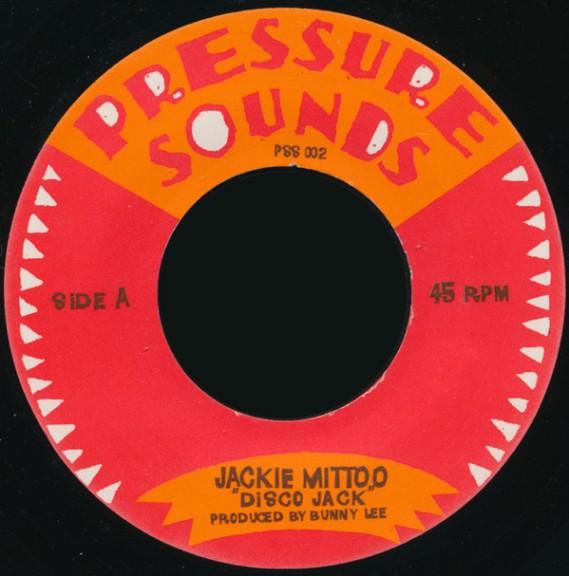 Jackie Mittoo Disco Jack