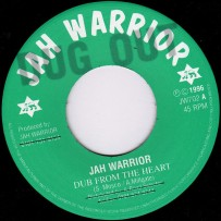 Jah Warrior Dub From The Heart