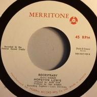 Lewis Hopeton Rocksteady