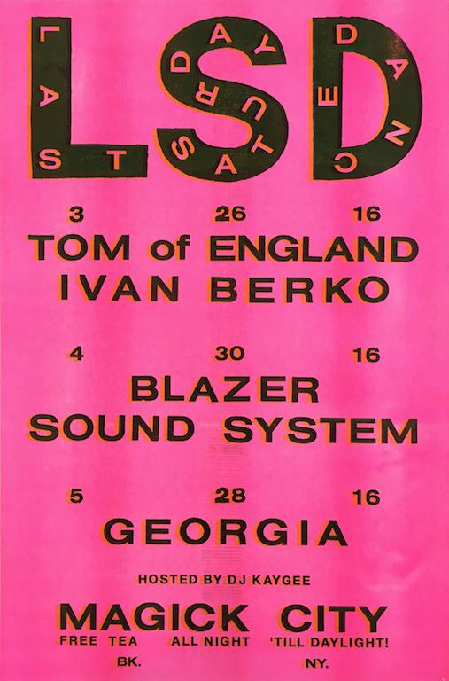 Magick City poster