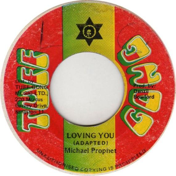 Michael Prophet Loving you