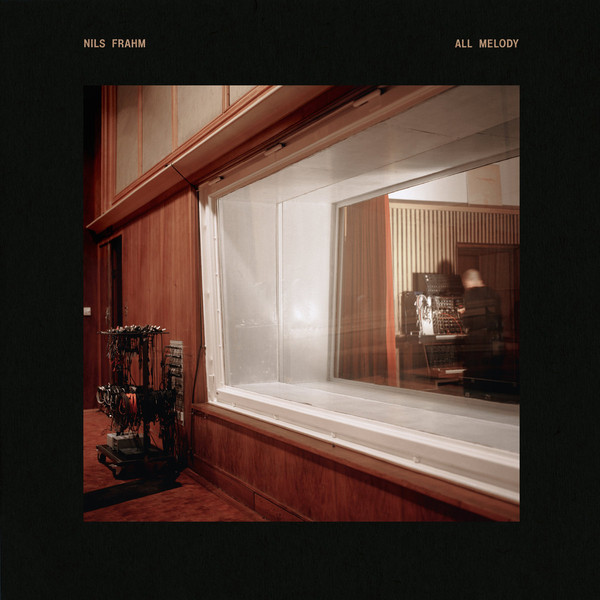 Nils Frahm All Melody cover