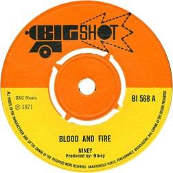 Niney Blood Fire