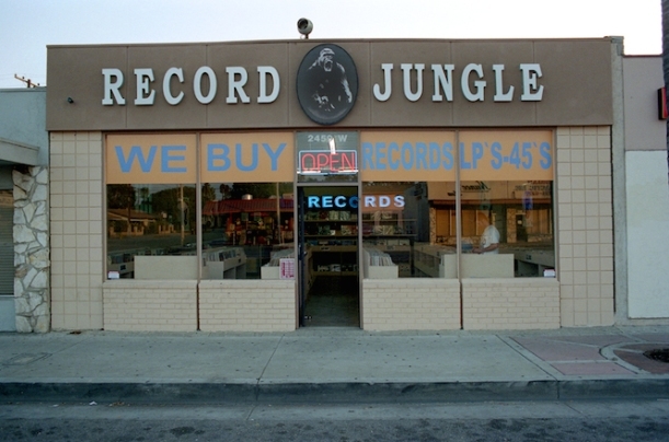 Record-Jungle
