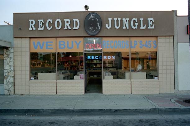 Record-Jungle