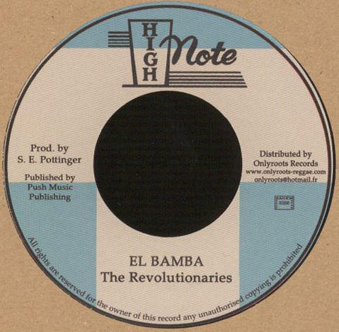 Revolutionaries Bamba