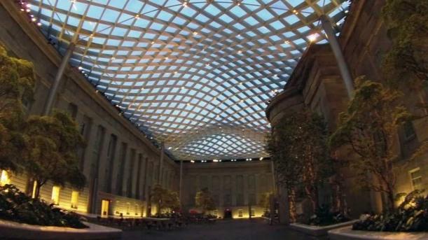 sol power Museum of American Art
