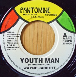 Wayne Jarrett Youth Man