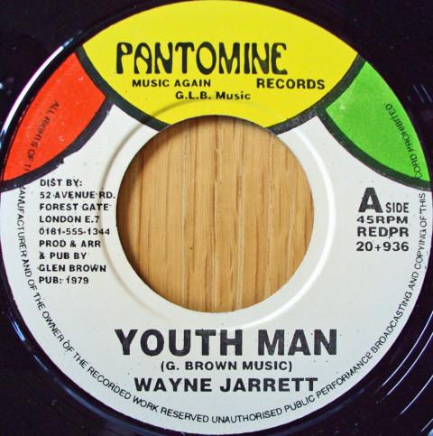 Wayne Jarrett Youth Man