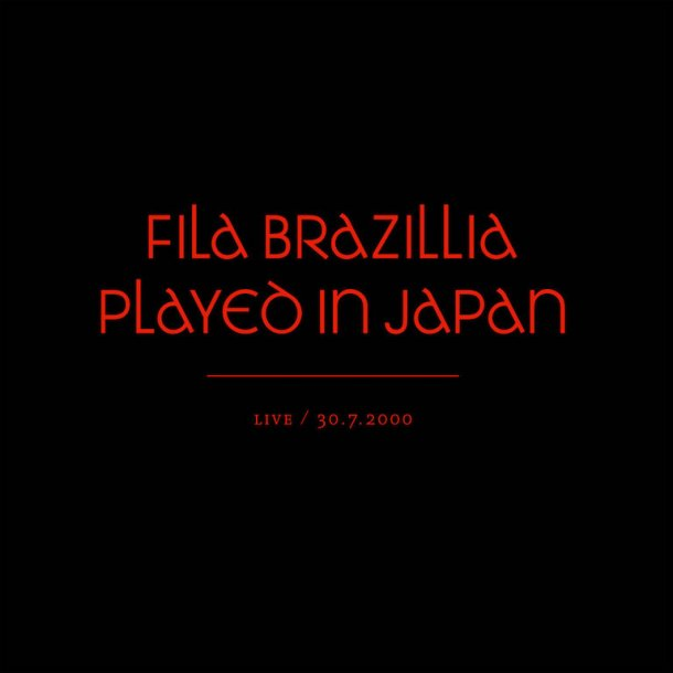 Fila Brazilia Played In Japan