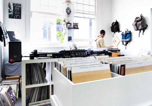 Transition Records