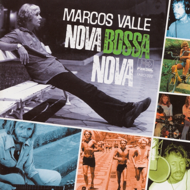 Marcos Valle cover copy