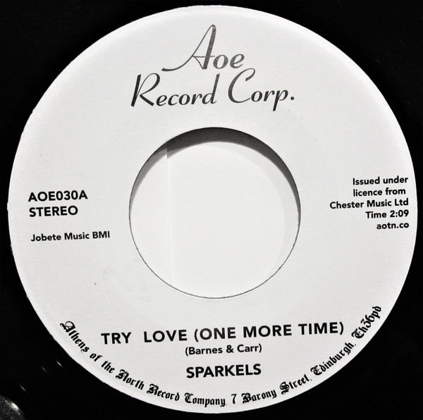 The Sparkels - Try Love