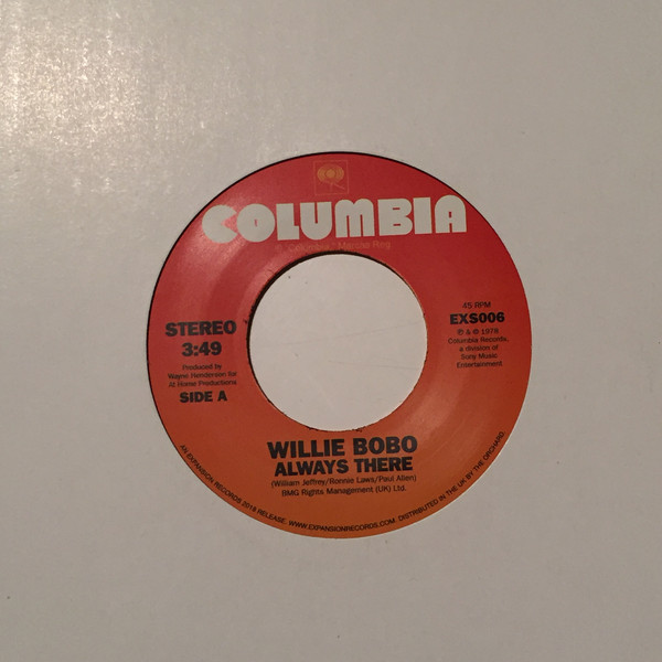 Willie Bobo - Always There - Expansions