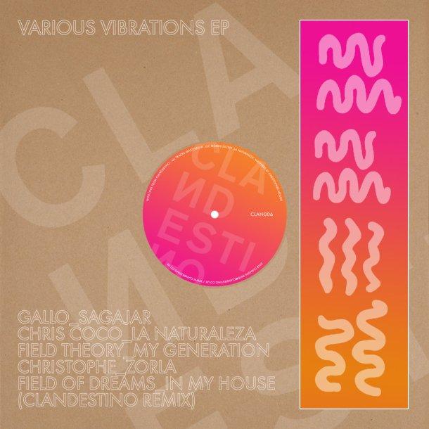 Clandestino Various Vibrations