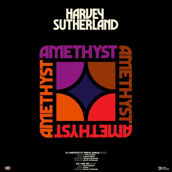 Harvey Sutherland - Amethyst