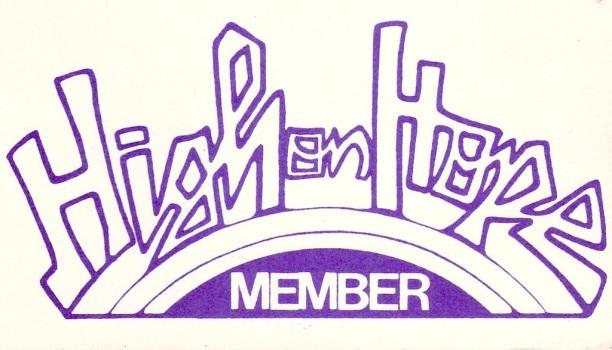 High On Hope Membership