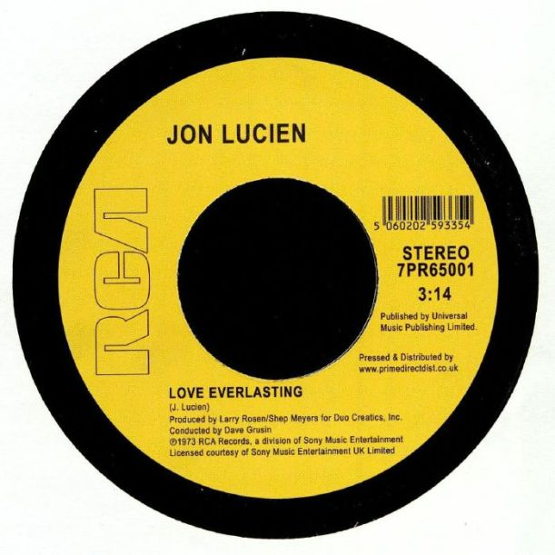 Jon Lucien Love Everlasting
