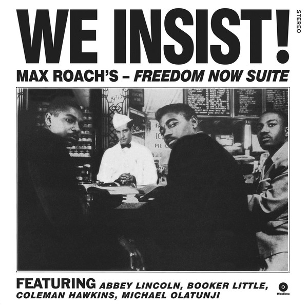 Max Roach - All Africa