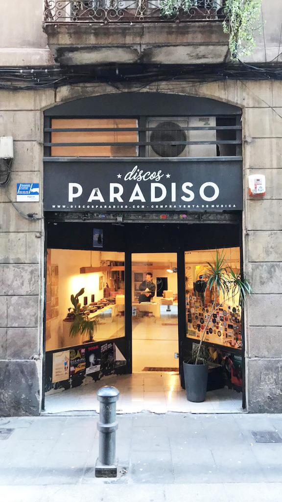 Discos Paradiso 1