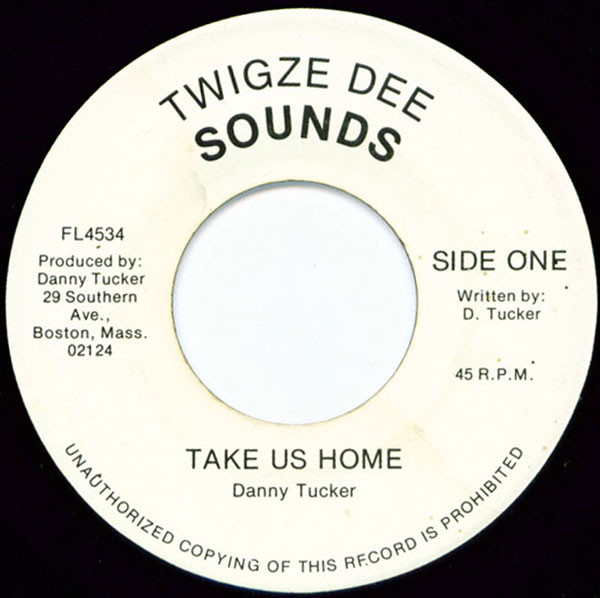 danny tucker take us home