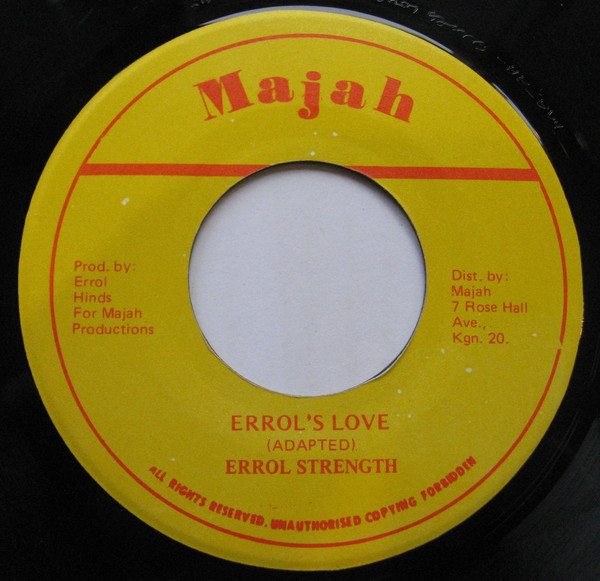 errol strength