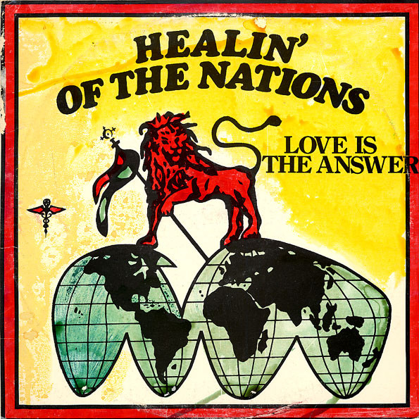 healin of the nations