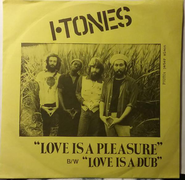 i tones love is a pleasure