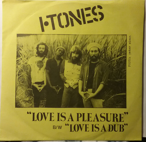 i tones love is a pleasure